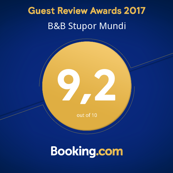 Booking Awards 2017